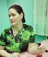 Людмила, массажистка 47 лет