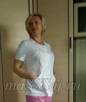 КАТЕРИНА, массажистка 37 лет
