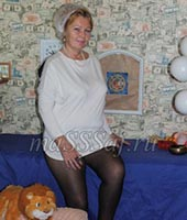 Лера, массажистка 66 лет
