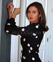 Катя, массажистка 28 лет