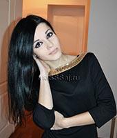 Эльза, массажистка 28 лет