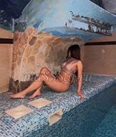 Лена, массажистка 22 года