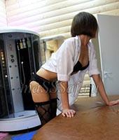Лера, массажистка 29 лет