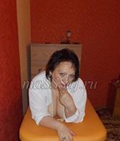 Влада, массажистка 47 лет