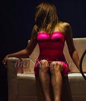 Луиза, массажистка 27 лет