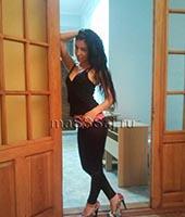 Белла, массажистка 28 лет