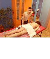 Михаил, массажист 30 лет
