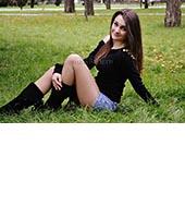 Анна, массажистка 28 лет