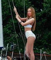 Виктория, массажистка 28 лет