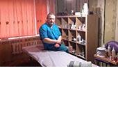 Алексей, массажист 46 лет
