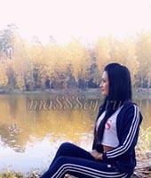 Анастасия, массажистка 32 года