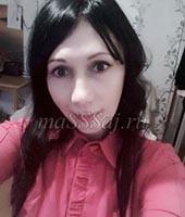 Людмила, массажистка 38 лет