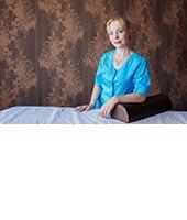 Ирина Непомнящая, массажистка 31 год