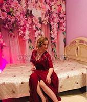 Аня, массажистка 36 лет