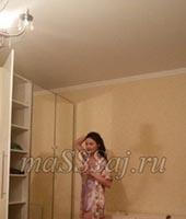 Алекса, массажистка 27 лет