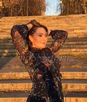 Оля, массажистка 27 лет