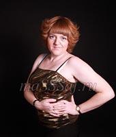 Надежда, массажистка 40 лет