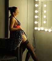Марина, массажистка 28 лет