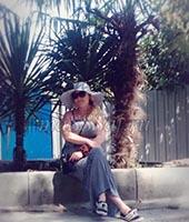 Наталья, массажистка 38 лет