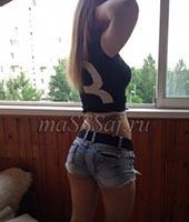 Полина, массажистка 23 года