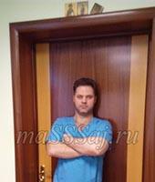 Владимир, массажист 44 года