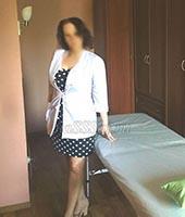 Олеся, массажистка 39 лет