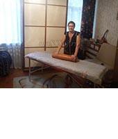 Светлана, массажистка 72 года