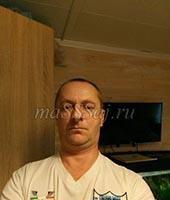 Алексей, массажист 45 лет