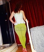 Саша, массажистка 29 лет