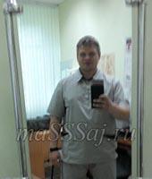Евгений, массажист 36 лет