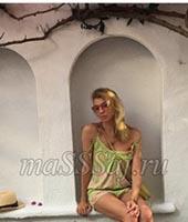 Эльвира, массажистка 34 года