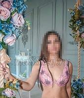 Кристина, массажистка 26 лет