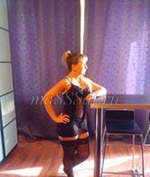 Слава, массажистка 32 года