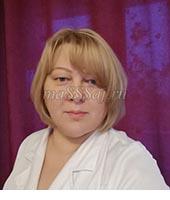 Наденька, массажистка 42 года
