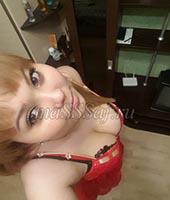 Эля, массажистка 29 лет