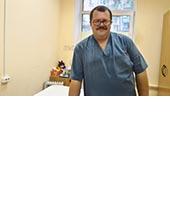 Дмитрий, массажист 44 года