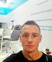 Владимир, массажист 31 год