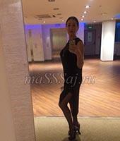 Ингрид, массажистка 29 лет
