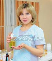 Марина, массажистка 38 лет