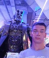 Николай, массажист 26 лет