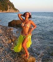 Оксана, массажистка 39 лет