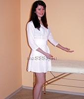 Диана, массажистка 31 год