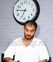 Бахтиер, массажист 33 года