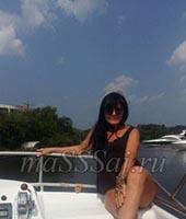 Дарья, массажистка 34 года