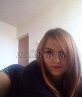 Маша, массажистка 26 лет
