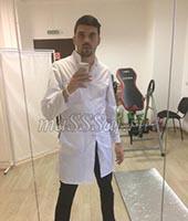 Кирилл, массажист 29 лет