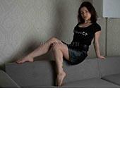 Аня, массажистка 25 лет