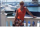 Лара, массажистка 37 лет