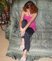 Алина, массажистка 28 лет