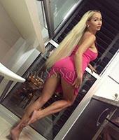 Лиза, массажистка 26 лет